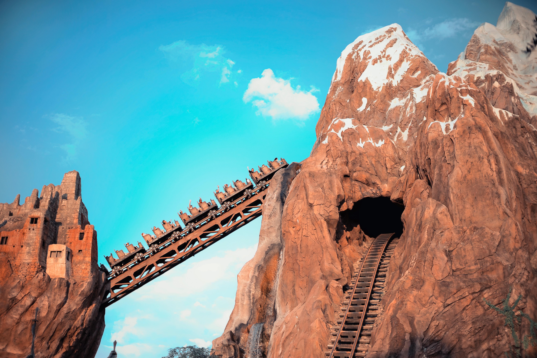 Expedition Everest at Walt Disney World
