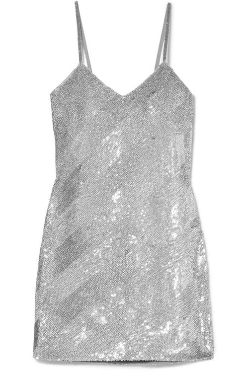 ashish 1415e mini robe en georgette de soie u00e0 sequins ray u00e9e jpg 8778 north 499x white