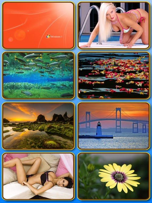 Beautiful Mixed Wallpapers Pack 853
