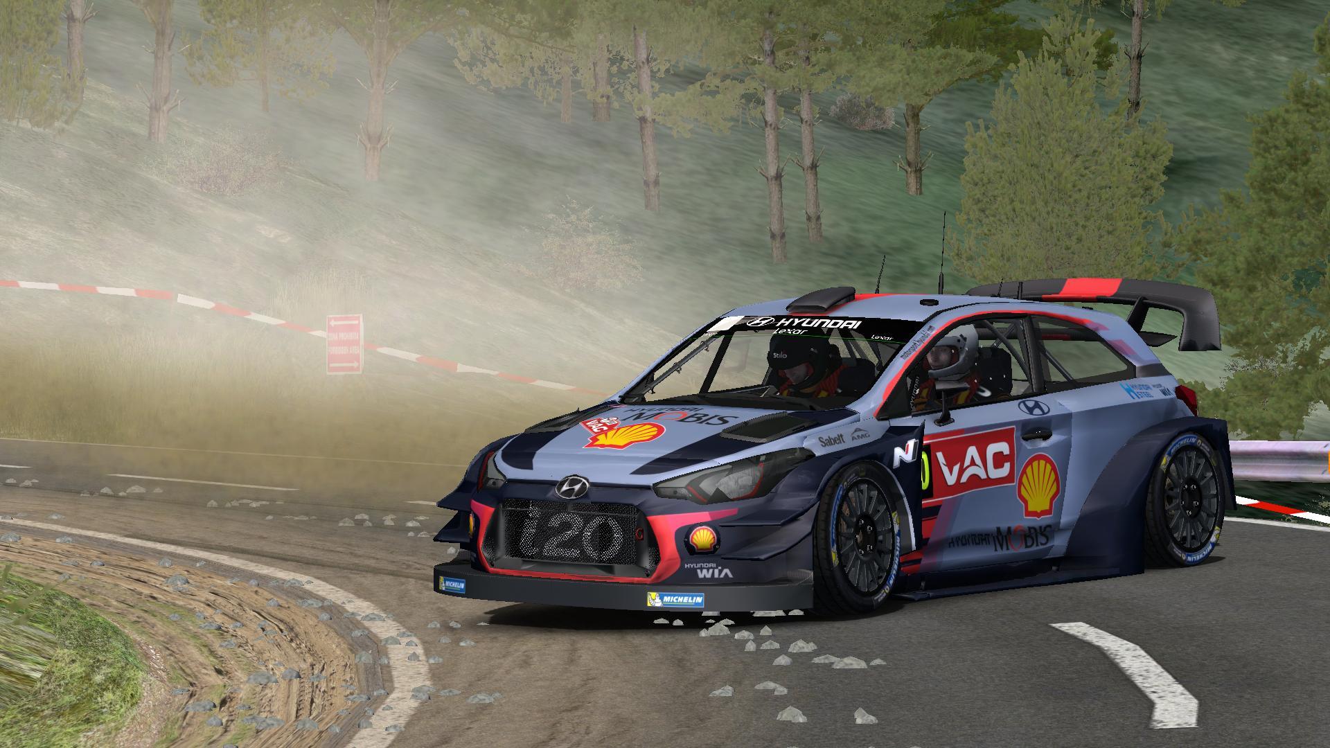 Résumés WRC GTpowa