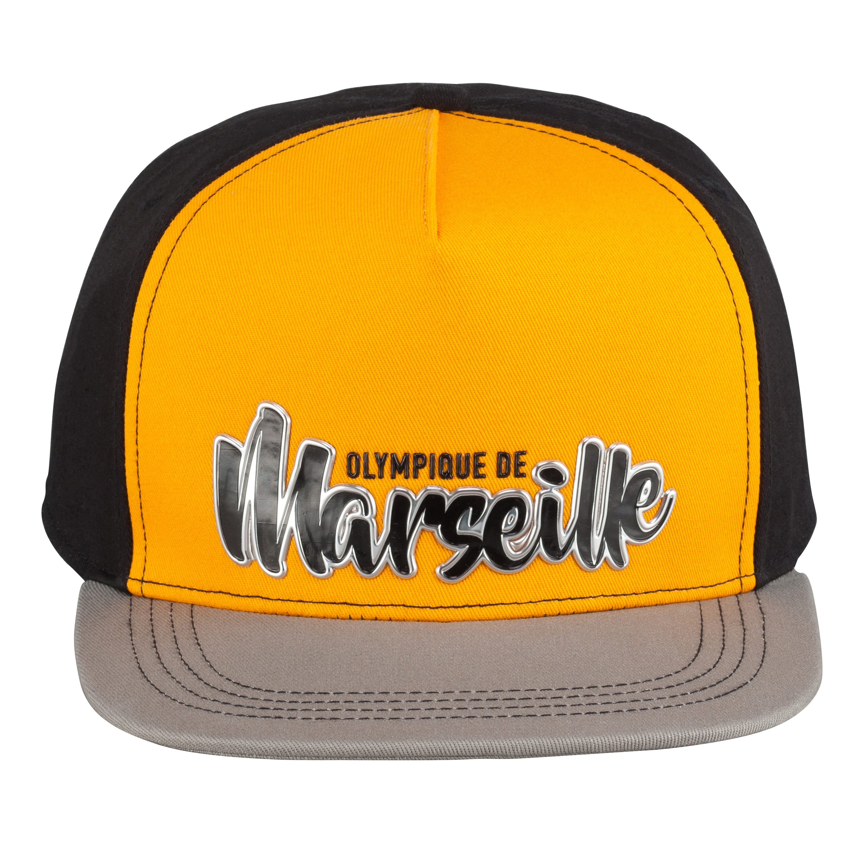 Collection Officielle Taille r/églable OLYMPIQUE DE MARSEILLE Casquette Om