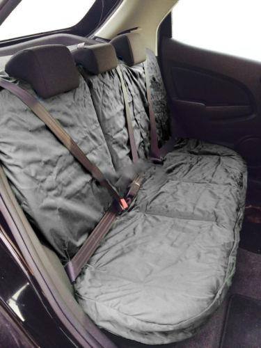 RENAULT TWIZY GREY REAR WATERPROOF SEAT COVERS | eBay
