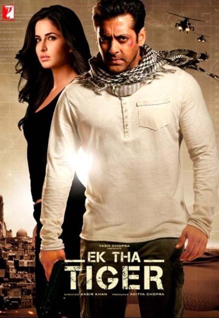 Ek Tha Tiger (2012) BluRay 720p 950MB