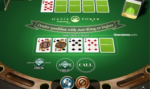 Play Poker For Real Money