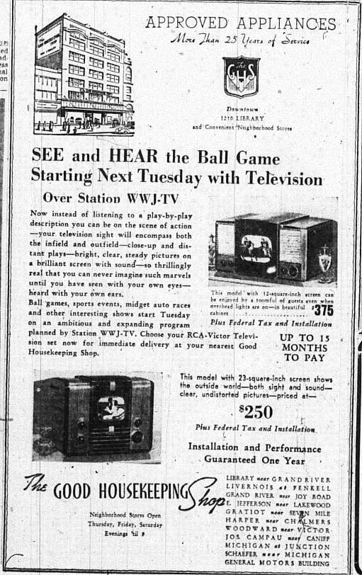 Early Detroit Television 019
