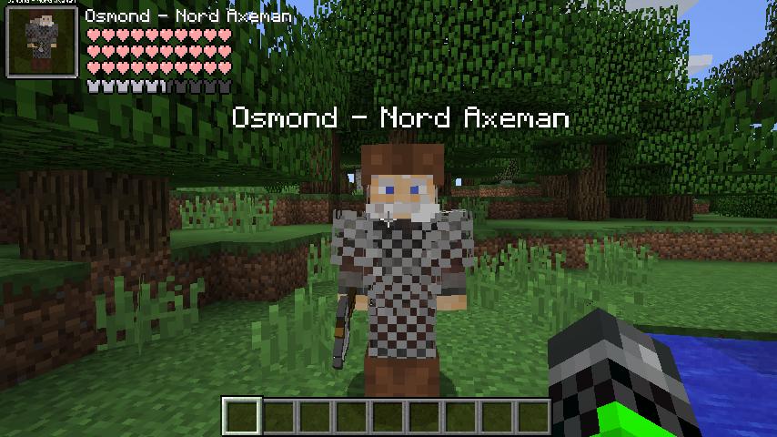Nord Axeman