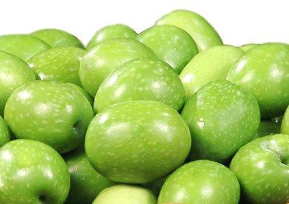 Sant'Agostino Olives, green olives