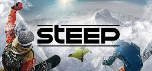 Steep: Road to the Olympics - Uplay Ключ