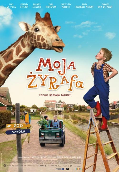 Moja żyrafa / My Giraffe (2017) PLDUB.WEB-DL.XviD-K83 / Dubbing PL