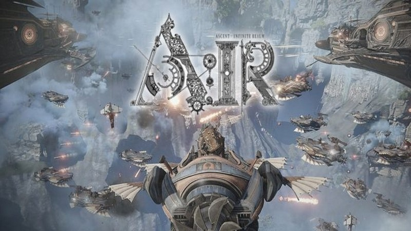 ascent: infinite realm, game hàn quốc, game hay, game mmo, game pc, game sắp ra mắt