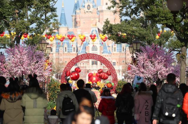 Shanghai Disneyland (2016) - Le Parc en général - Page 39 W788