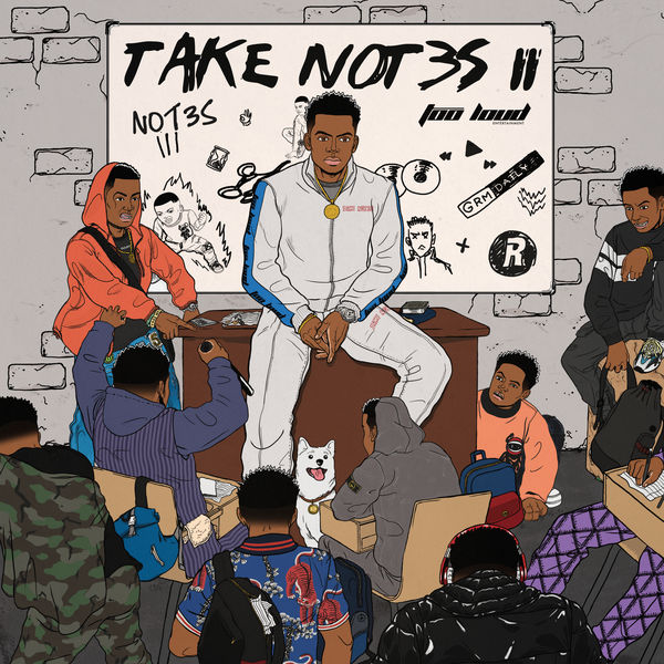 Not3s - Take Not3s II itunes