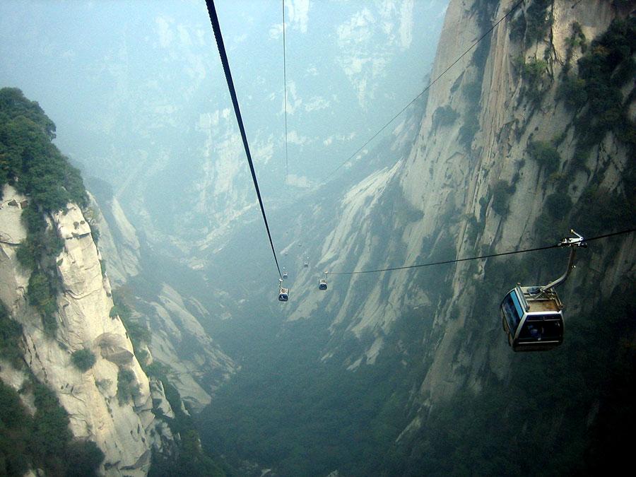 Mount Hua China