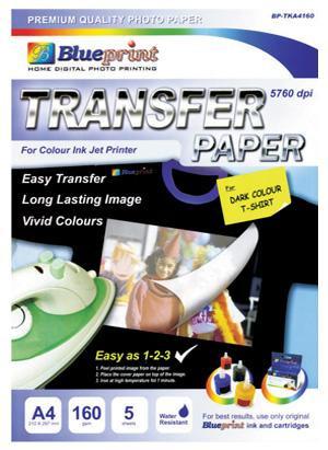 KERTAS BP TRANSFER PAPER HITAM
