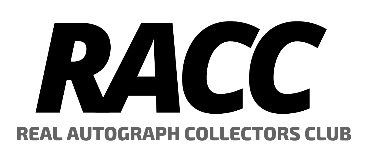 Real Autograph Collectors Club (RACC)