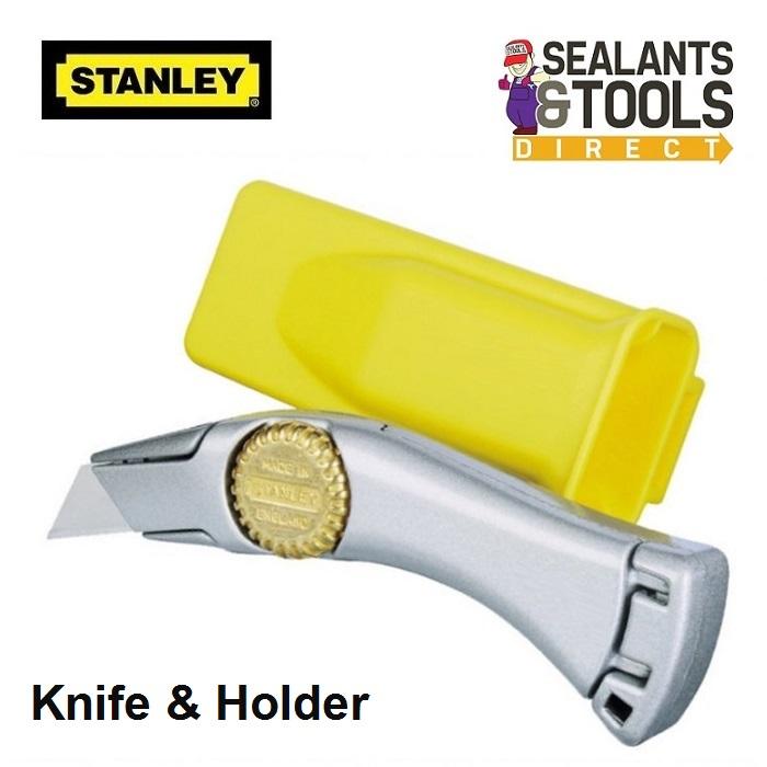Stanley Knife Fixed Blade in Belt Sheath 1-10-550