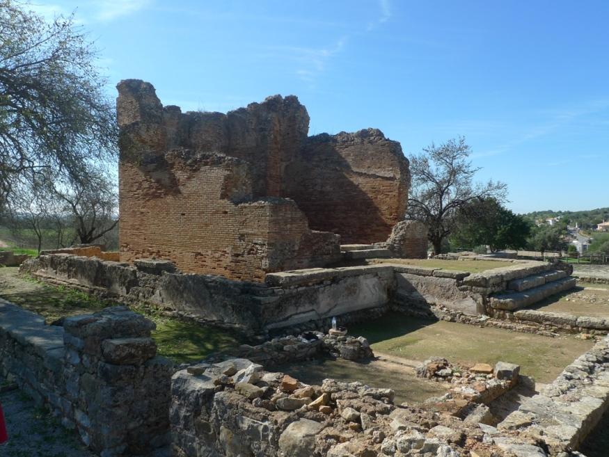 Ruínas Romanas de Milreu