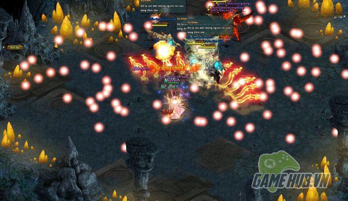 """Theo thông tin tại trang chủ, sau khi đồng hành cùng hot streamer này đánh  boss Thế Giới, gamer sẽ phải """"trở mặt thành thù"""", tích cực truy sát MisThy  để ..."""