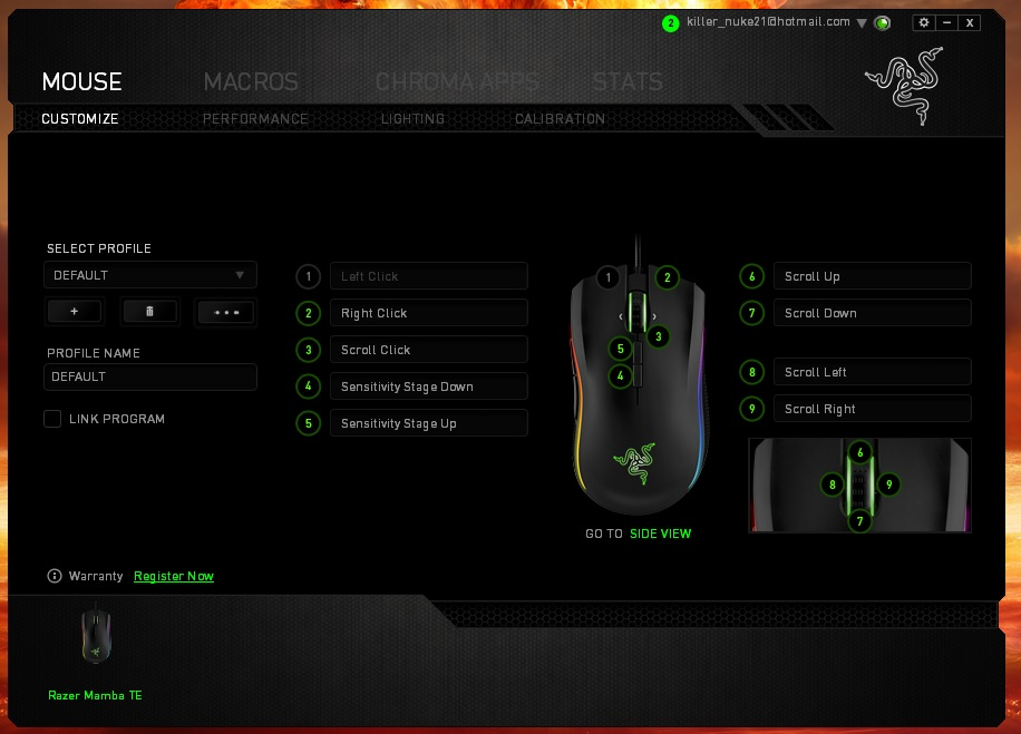 Razer Insider | Forum - Where is the all inclusive software?
