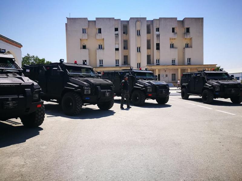 Armée Tunisienne / Tunisian Armed Forces / القوات المسلحة التونسية - Page 14 35925266_1799852300101881_5183049366104965120_n