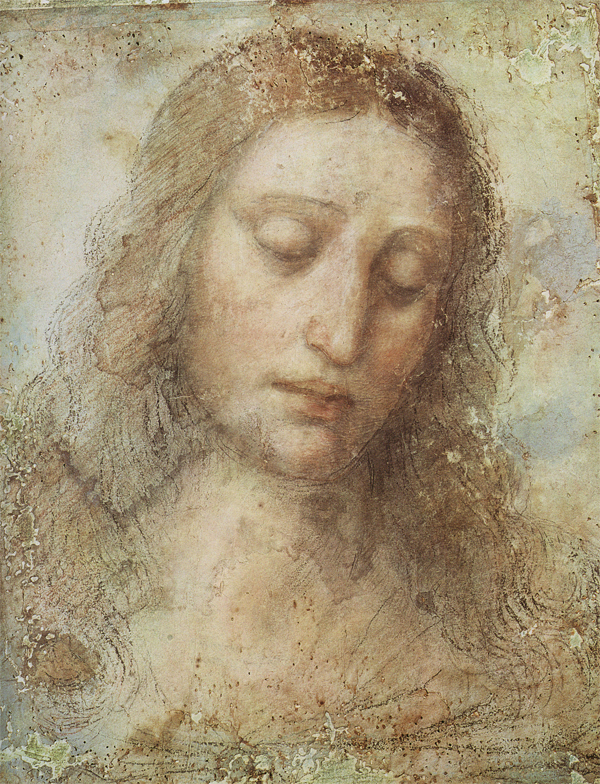Head of Christ (Leonardo)