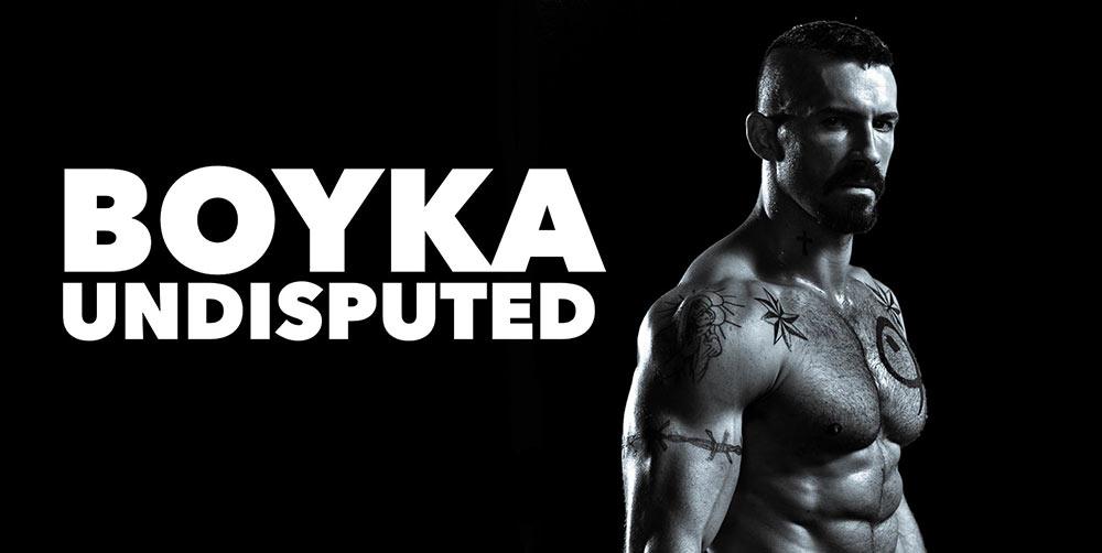 Boyka: Undisputed (2016)