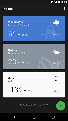 Weather Timeline Forecast 10.4 APK