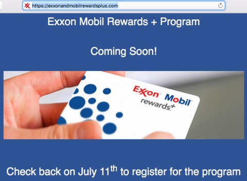 Exxon Mobil Rewards Plus - Xojo Forum