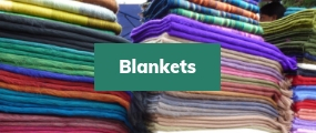 Donate Blankets using Shop to Send by All Time Trading