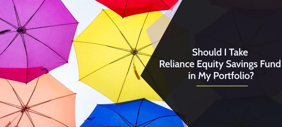 reliance equity savings