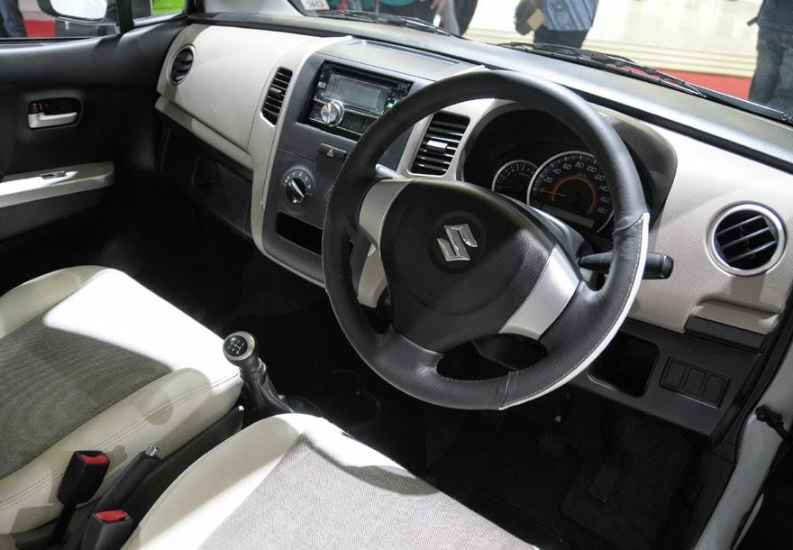 2019 Wagon R interior