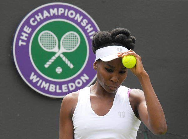 Surveillance Video of Venus Williams Car Crash Shows Williams