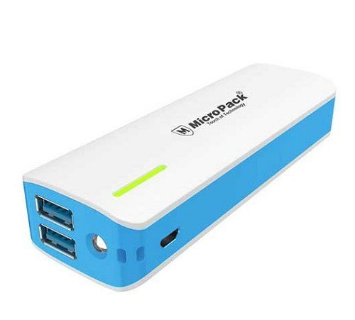POWERBANK MICROPACK 10000 mAh