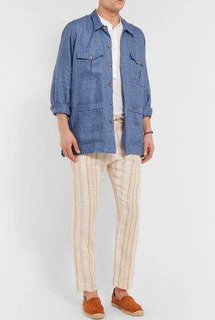 MAN_1924_Striped_Linen_Drawstring_Trousers