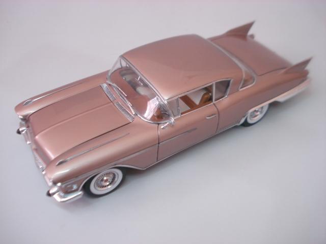 Cadillac Seville 1958 - Arii - 1/24 - Concluido DSC05891