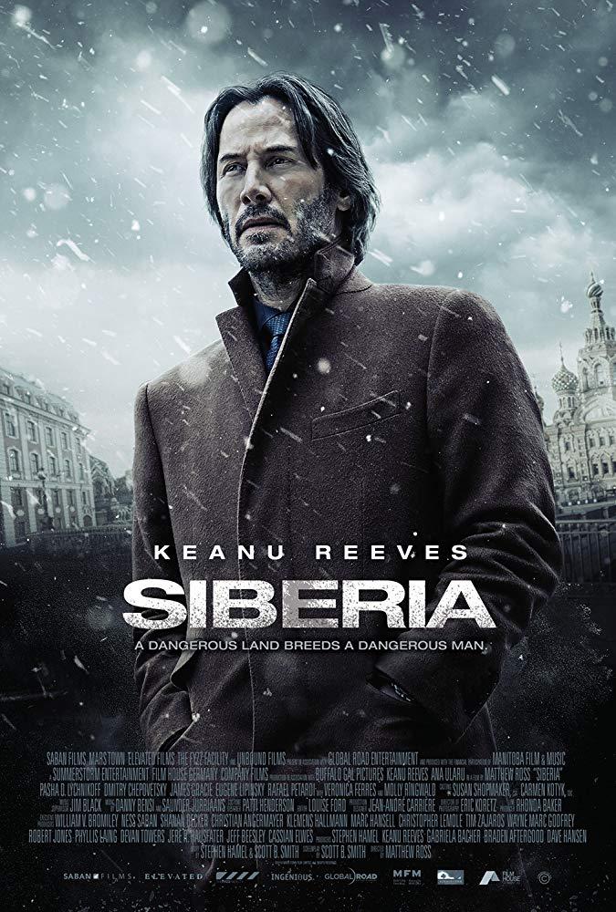 Siberia (2018) 720p WEB-DL 750MB