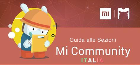 guida sezioni featured