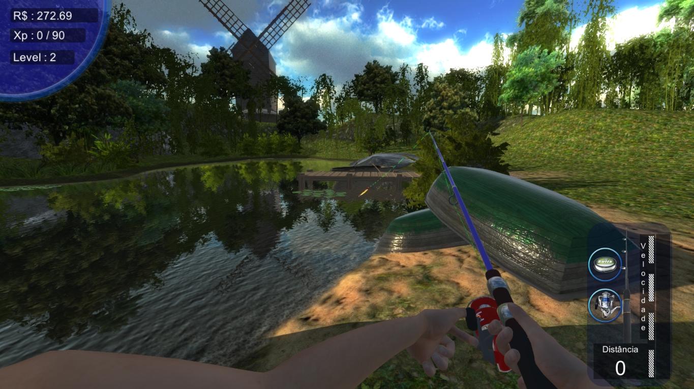 "Fishing Star [Novas Imagens e Video ""Gameplay""] 3"