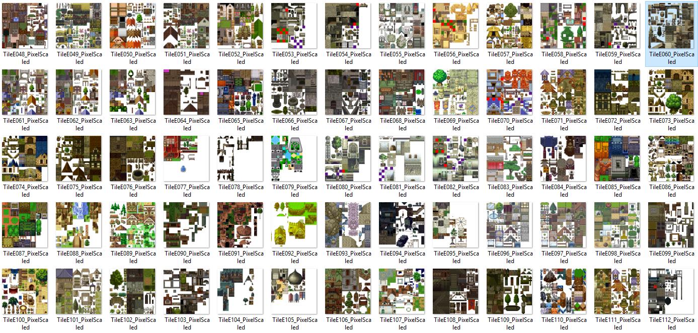 1350 Tilset varié (VX ACE et pour MV) Image30