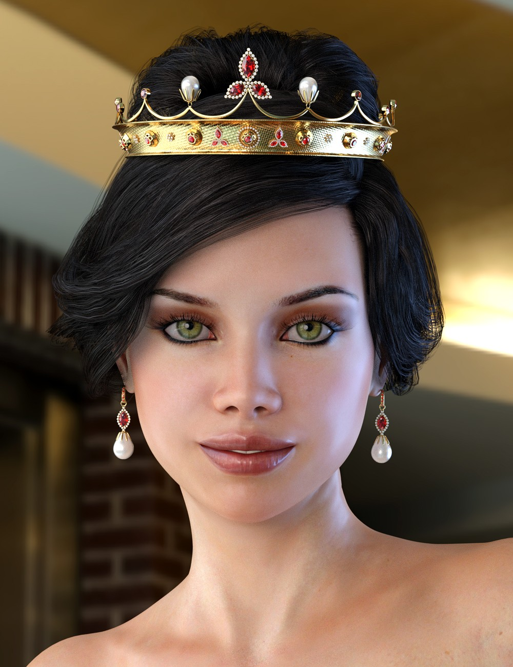 Royal Jewels for Genesis 8 Female(s)