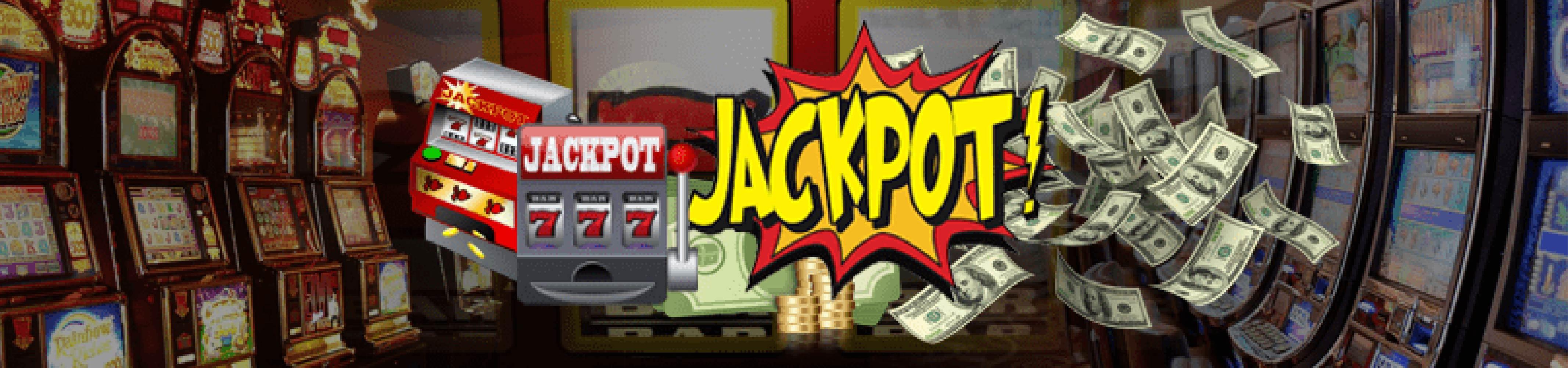 Bermain Slot games dengan Progresif