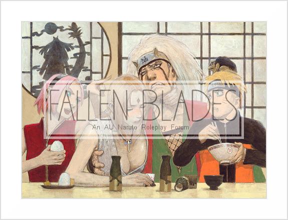 Naruto: Fallen Blades! 5