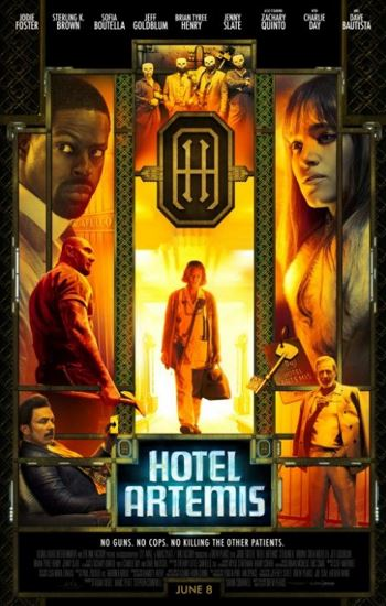 Hotel Artemis (2018) PL.BDRip.XviD-KiT | Lektor PL