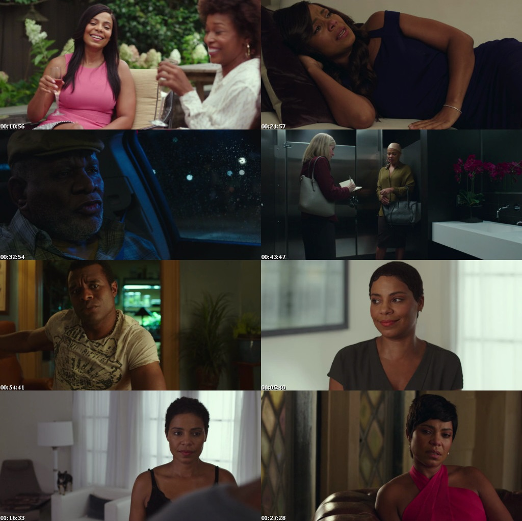 Nappily Ever After 2018 Full English Movie Download 720p 480p