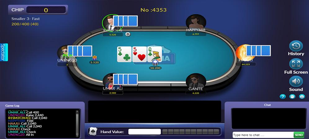 Panduan Cara Bermain Omaha Poker