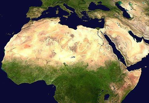الصحراء الكبرى & الاستمطار الصناعي sahara.jpg