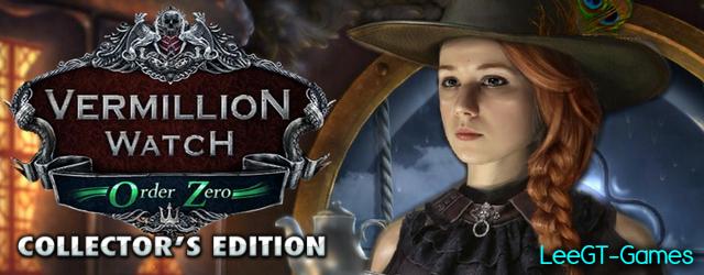 Vermillion Watch 3: Order Zero Collector's Edition [vFinal]