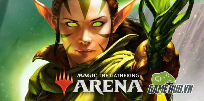 Game bài ma thuật Magic: The Gathering Arena muốn cạnh tranh