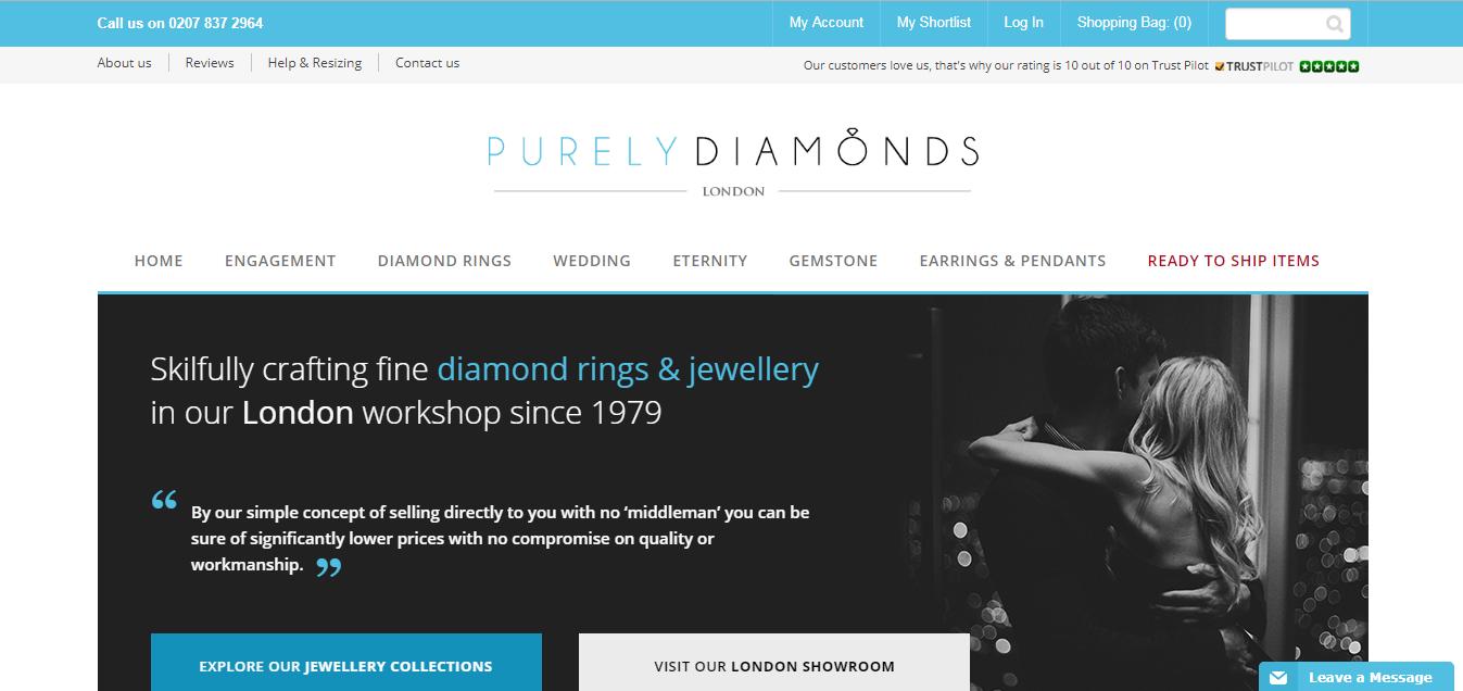 Purely Diamonds Review
