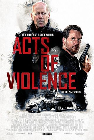 Acts of Violence 2018 HDRip